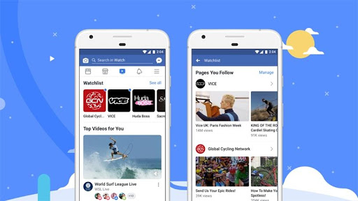 2018 was a big year for Facebook's video-on-demand service.