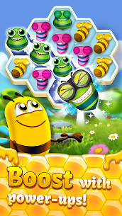 Bee Brilliant MOD (Unlimited Coins/Lives/Ads Free) 2