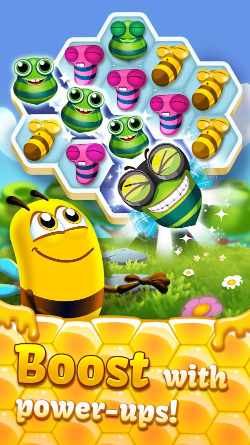 Screenshot 2 Bee Brilliant 1.69.0 APK MOD