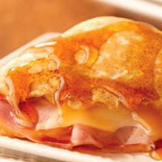 Sweet & Savory Monte Cristo Crepes.