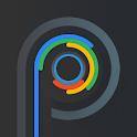 PIXELATION - Dark Pixel-inspired icons icon