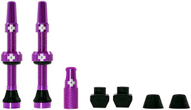 Muc-Off Tubeless Valve Kit, fits Road and Mountain, Pair alternate image 12