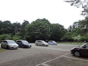県民の森に駐車