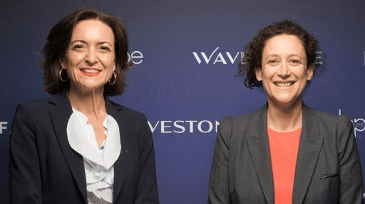 Emmanuelle Wargon et Sylvie Jéhanno
