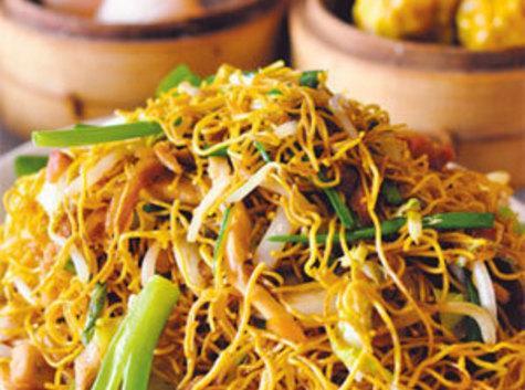 Gon Lo Mein Recipe