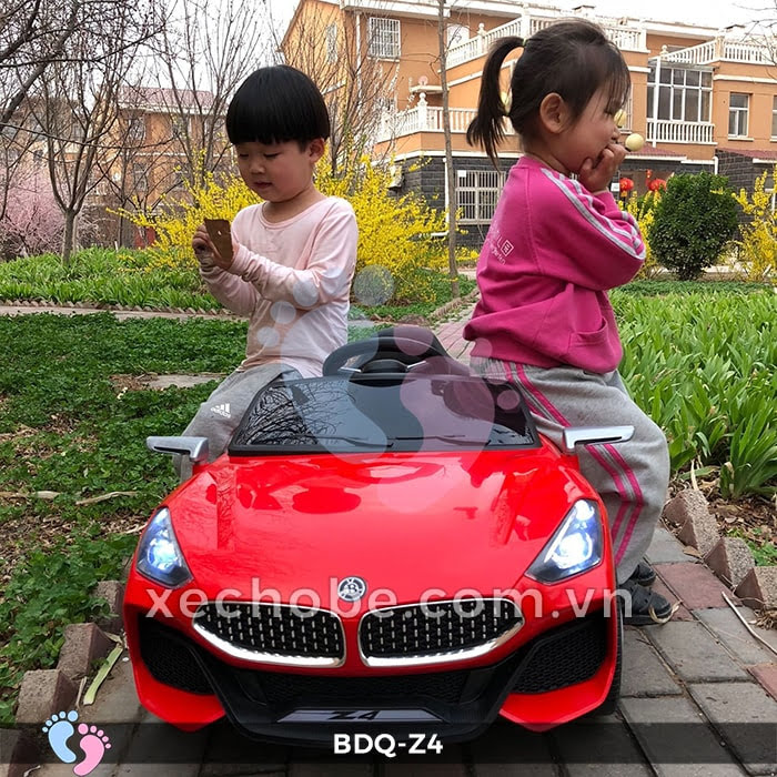 Xe ô tô điện cho bé BDQ-Z4 1