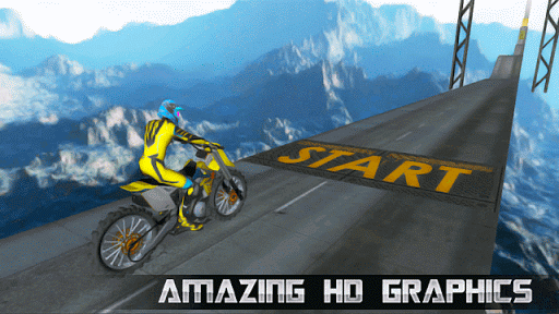 Happy Bike Stunt on Wheels