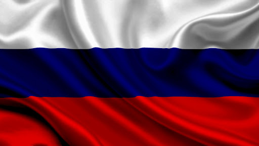 Russia Flag Live Wallpaper