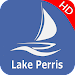 Lake Perris Offline GPS Nautical Charts Icon