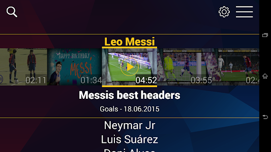 FCB GamePASS screenshot 3