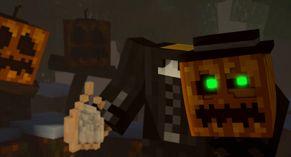 Horror Addons for Minecraft PE - náhled