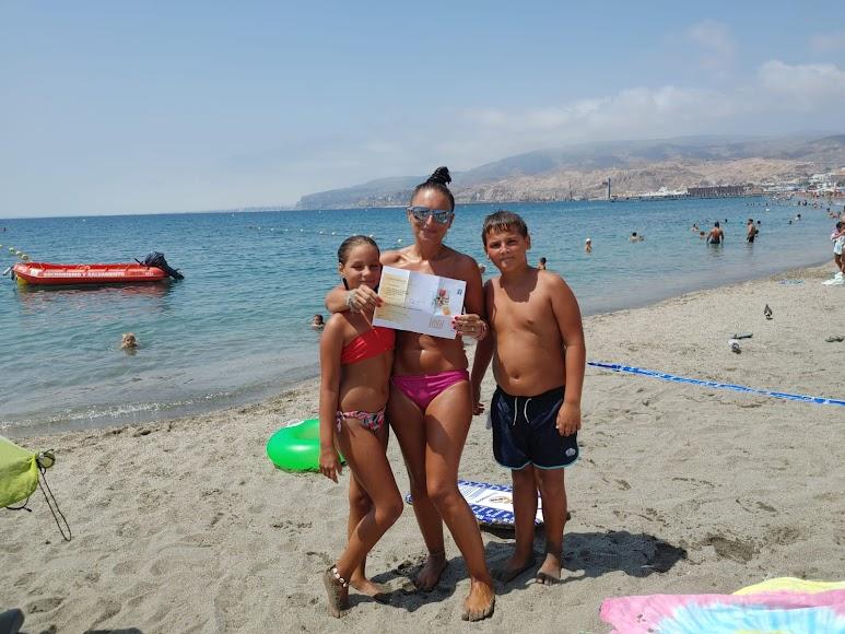 Una familia de Almería se llevó las entradas para el AquaTropic
