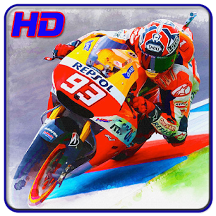 Marc Marquez Wallpapers HD - náhled