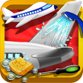 Airplane Repair Shop