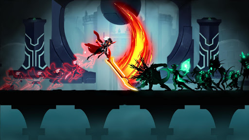 Stickman Legends: Shadow Of War Fighting Games modavailable screenshots 11