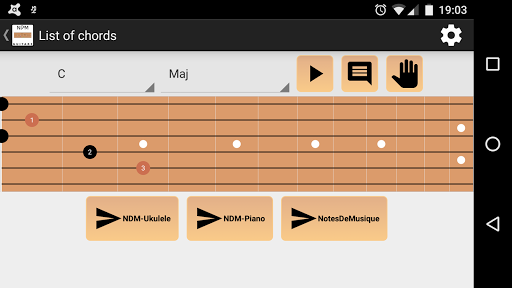 NDM - Guitar (Learning to read musical notation)  {cheat|hack|gameplay|apk mod|resources generator} 3