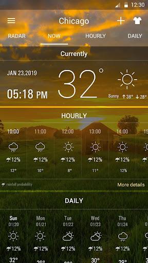Weather Radar App Free & Storm Tracker 이미지[4]