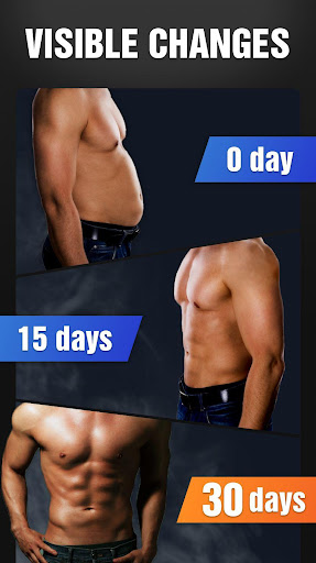 Six Pack in 30 Days - Abs Workout 1.0.29 Screenshots 5