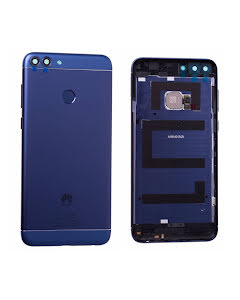 P Smart Back Cover Blue