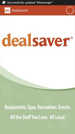 dealsaver – Local Daily Deals