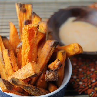 Paleo Oven Baked Sweet Potato Fries