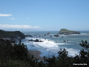 Photo: (Year 2) Day 357 - The Beautiful Coastline Just Goes On and On