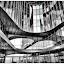 Kellogg  School, Northwestern U.  by Jim Signorelli - Black & White Buildings & Architecture ( new architecture )