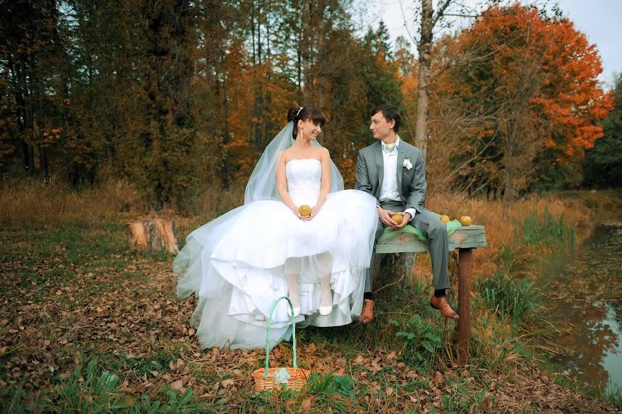 Свадебный фотограф Юлия Горюнова (Juliaphoto). Фотография от 15.12.2013