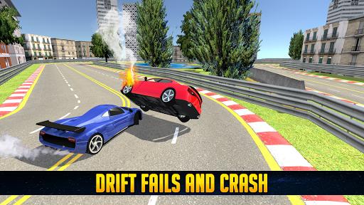 Extreme Car Drifting : Highway Racing Simulator 1.1 screenshots 10