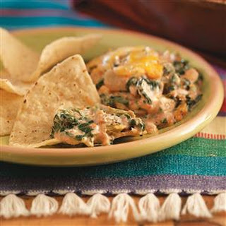 Spinach Cheese Dip.