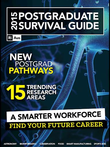 RiAus Postgraduate Guide