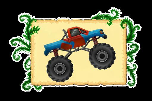 Terrain Truck screenshot 3