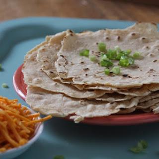 Gluten Free Flour Tortillas.