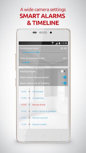Home Security Camera: Surveillance Monitor & CCTV 1.4.1+0495371 screenshots 3