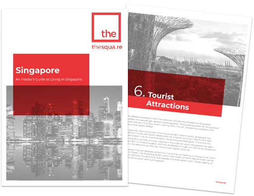 Singapore Relocation Guide - Tourist Attractions