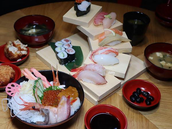 冰見海鮮丼 粋鮨~來自日本富山縣30年的冰見海鮮丼/獨家24小時直輸台灣的富山海鮮