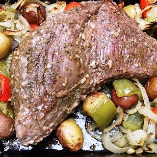 Savory Beef Tri-Tip Roast