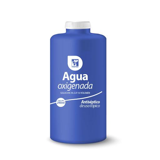 agua oxigenada farmatodo 240cc