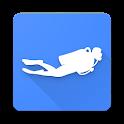 Dive log PRO icon