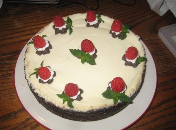 Creamy Cocoa Cheesecake Recipe