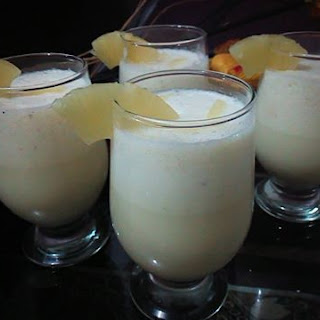 Pina Colada Coconut Powder Recipes.