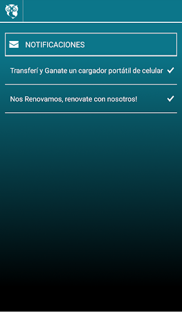 Banca Móvil Banco Hipotecario 3.7.0 screenshot 2091772
