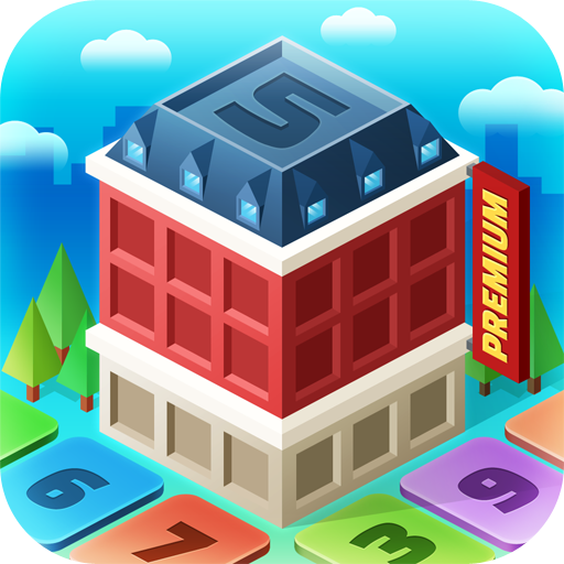 My Little Town Premium game for Android
