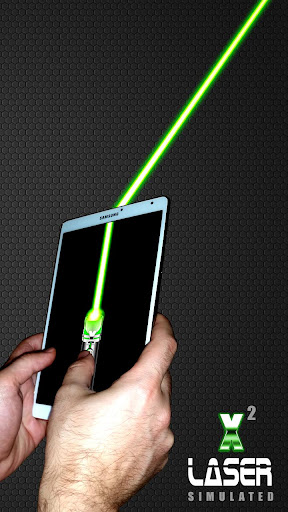 Laser Pointer X2 Simulator for PC