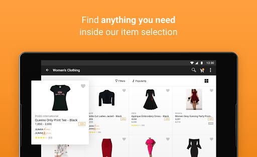 JUMIA Online Shopping 4.9.1 screenshots 7