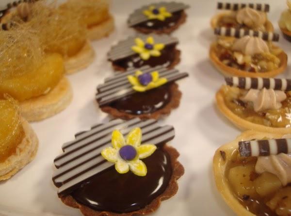 Chocolate Tartlets Recipe