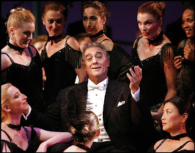 "Photo: SLUG: ST/Trilogy   INPUTDATE: 2005-09-24 10:24:38.087   CREDIT: Karin Cooper/FROM_PHOTOPOST/Washington National Opera.  LOCATION: XXXXXXXX, , XXX  CAPTION: Placido Domingo in a scene from ""The Merry Widow"" during the Washington National Opera production of ""Trilogy: Domingo and Guests in Three Acts"" which opened September 24.   Sent by: Laura Thomas   Photo Editor: Laura Thomas."
