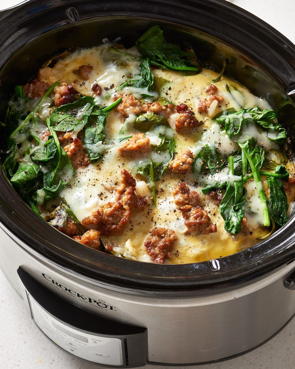 10 Best Breakfast Sausage And Egg Casserole Without Bread