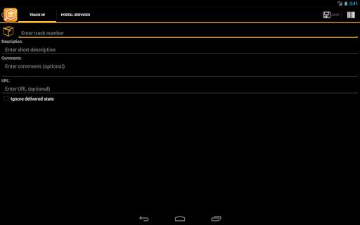 TrackChecker Mobile 2.25.8 screenshots 12
