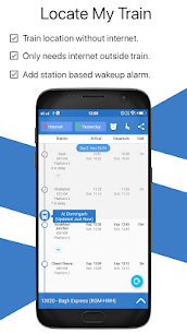 Live Train & Indian Rail Status – Locate My Train App Latest Version  Download For Android 1
